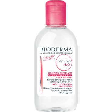 BIODERMA SENSIBIO H2O 250ml Solution Micellaire