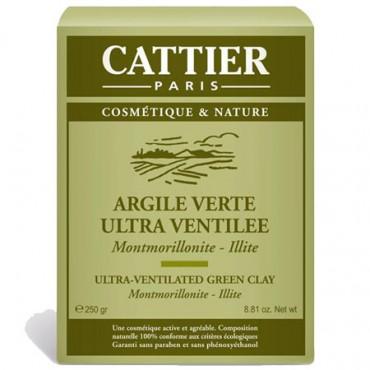 CATTIER ARGILE VERTE ULTRA VENTILEE 250g