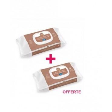 GIRFER OFFRE LINGETTES NETTOYANTES 70 unités + GIRFER LINGETTES NETTOYANTES 70 unités OFFERTE
