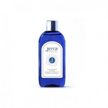 JERRAFLORE JERRA ARGANE COSMETIQUE 100ml Huile De Massage Hydratante Pour La Peau Et Les Cheveux