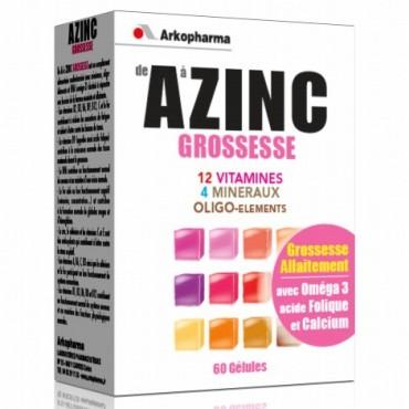 ARKOPHARMA AZINC GROSSESSE 30 GELLULES