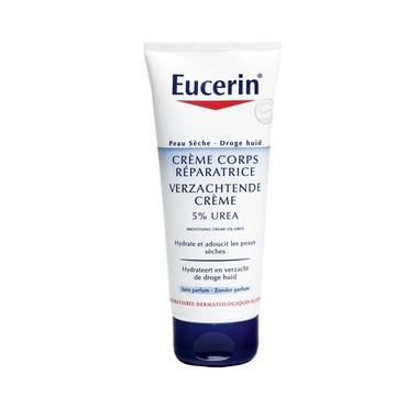 EC-Eucerin Crème Corporelle 5% D'urée (200ml)