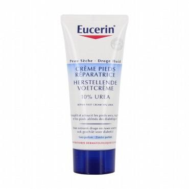 EC-Eucerin Crème Pieds 10% D'urée (100ml)