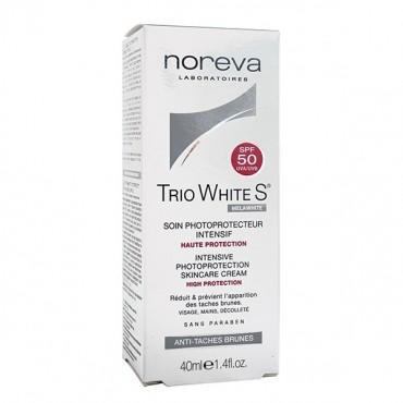 NOREVA LED TRIO-WHITE S SPF50 50ML