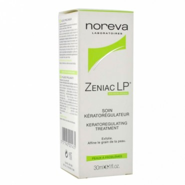 NOREVA ZENIAC LP SOIN KERATO-REGULATEUR 30ml LP