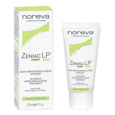 NOREVA ZENIAC SOIN KERATO-REGULATEUR INTENSIF 30ml LP Fort