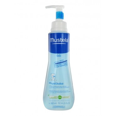 MUSTELA PHYSIO BEBE 300ml Fluide Nettoyant Sans Rinçage
