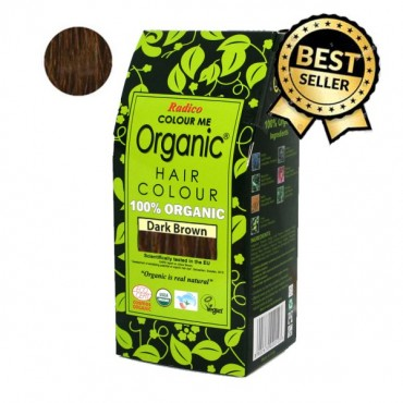 RADICO ORGANIC HAIR COLOUR  Dark Brown