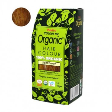 RADICO ORGANIC HAIR COLOUR Copper Brown