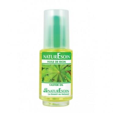 nature soin huile de ricin  50ML