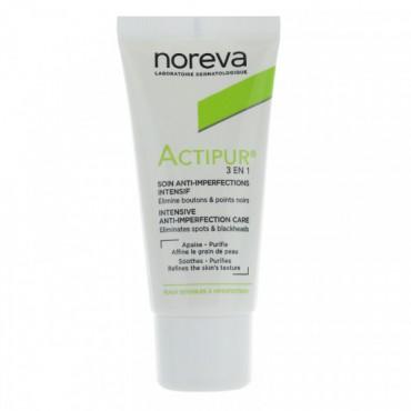 NOREVA ACTIPUR Actipur 3en1 Soin Anti-Imperfections Correcteur Intensif 30ml