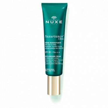 NUXE NUXURIANCE CRÈME SPF 20 ULTRA CRÈME REDENSIFIANTE ANTI-ÂGE GLOBAL 50ML