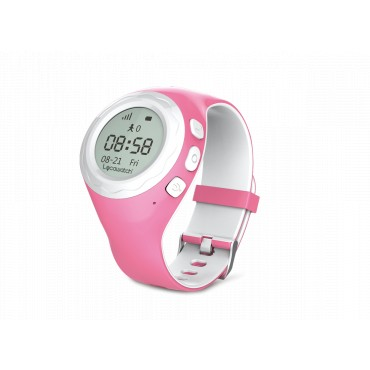 LOCAWATCH KIDS MONTRE ENFANTS - Rose