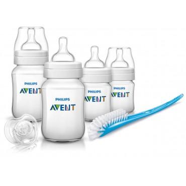 AVENT KIT NOUVEAU-NE SANS BPA Biberons Et Accessoires