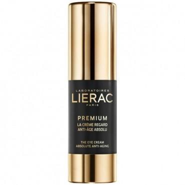 LIERAC Premium La Crème Regard Anti Age Absolu 15ml