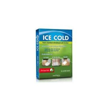 ICE COLD PATCH CHAUFANT-REFROIDISSANT ANTI-DOULEUR