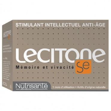 NUTRISANTE LECITONE SENIOR 60 CAPSULES Mémoire Et Vivacité
