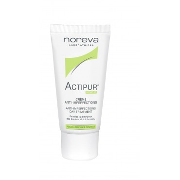 NOREVA ACTIPUR CREME MATIFIANTE 30ml Anti-Imperfections